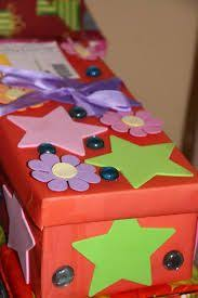 Decorating A Shoe Box 100 best Decorating Ideas images on Pinterest Box Presents and 10