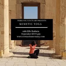 Kemetic Yoga - 21 SEP 2019