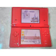 Máy chơi game Nintendo DSi chính hãng 900,000đ