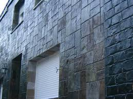 Zoccolo Esterno In Pietra : Immagini rivestimento pietra stampata e ricostruita