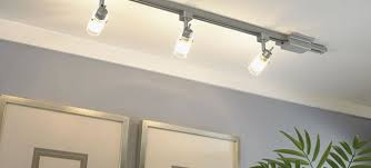 Track Lighting For Bedroom. Track Lighting Provides Both Form And Function.  Low Profile For
