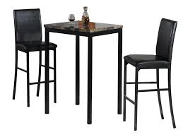 Bistro Kitchen Table Sets Fresh High Bistro Table And Chairs 43 About Remodel Home