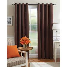 Maroon Curtains For Living Room Better Homes And Gardens Crushed Room Darkening Curtain Panel
