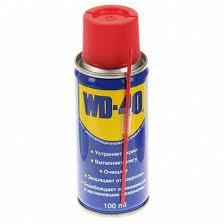 Смазки автомобильные - <b>Смазка автомобильная WD-40</b>, 100 ml