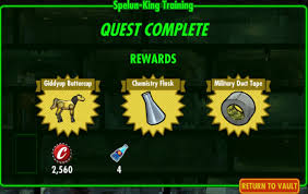 training rewards image fos spelun king training rewards a jpg fallout wiki
