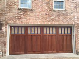 garage door refinishing staining and painting service in houston tx