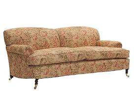 Floral Pattern Sofa