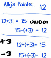 Integers Examples Adding And Subtracting Positive And Negative Numbers