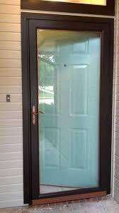 Front Doors : Fix Lovely How To Paint Your Front Door Storm Door ...