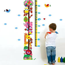 Child Height Chart For Wall Child Height Wall Chart Insigniashop Co