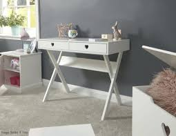 bedroom study desk girls writing study desk heart cut out storage drawers table bedroom bedroom corner