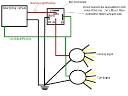 british motorcycle turn signal wiring diagram british discover motorcycle led turn signal wiring diagram this wiring diagram