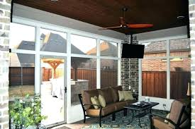 screened in patio cost. Front Porch Cost Calculator Estimator How . Screened In Patio I