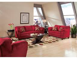 living room with red furniture. red living room accessories with modern furniture and interior photos pictures