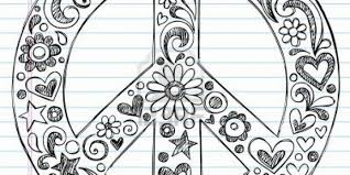 Small Picture peace and coloring pages 28 images best 25 peace sign images