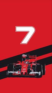 Ferrari Kimirarikkonen Formula1 F1 Kr7 Scuderiaferrari