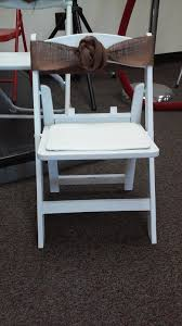folding white garden small chair mini chair