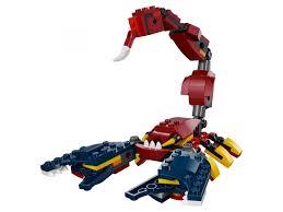 <b>Конструктор Lego Creator</b>, <b>Огненный</b> дракон купить в детском ...