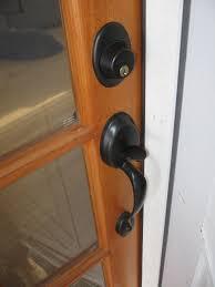 exterior door knobs. Exterior Door Knobs Photo - 2
