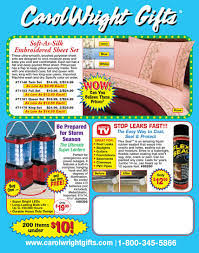 carol wright gifts catalog inserts
