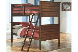 Ladiville Twin over Twin Bunk Bed