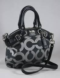 Coach Madison Op Art Mini Sophia Crossbody 18604,  129.99