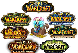 Which World of Warcraft logo is your favorite? : wow