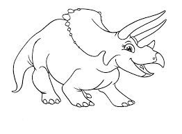 Dinosaur Coloring Pages For Kids Navenbyarchaeologygrouporg