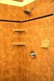 corner soap dish shower holder for time tile repair