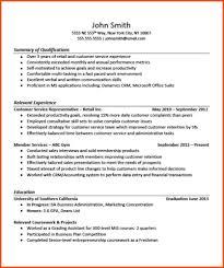 Ideas Collection Retail Job Resume Examples Nice Retail Resume