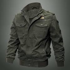 utumn nd <b>winter</b> men's jacket multi-pocket military uniform <b>plus</b> ...