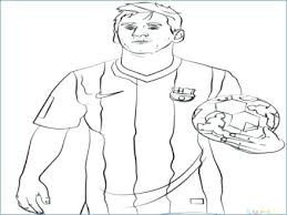 Soccer Coloring Pages Messi Soccer Coloring Pages Coloring Pages