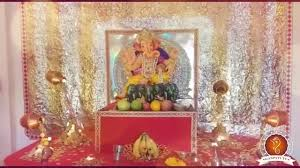 vaibhav patkar home ganpati decoration video ideas www ganpati