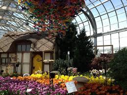 greenhouse at lewis ginter botanical garden richmond va