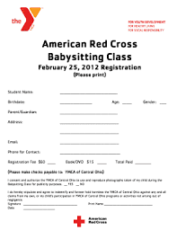 Red Cross Babysitting Course Coupon Code Sammy Coupon Code