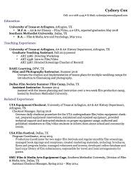 Remarkable Smu Cox Resume 71 For Resume Templates with Smu Cox Resume