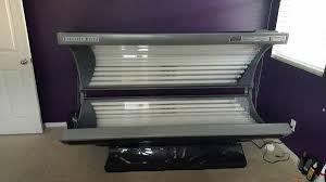 BRAND NEW Mercola Vitality Elite Tanning Bed UVA UVB 32 Bulb