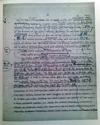 winston smith winstons  george orwell essays analysis george orwell s manuscript for 1984