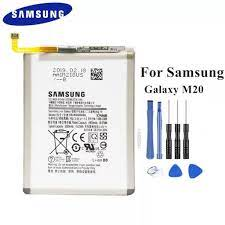 Samsung Galaxy M20 SM-M205F Pil Batarya 5000 mAh Fiyatları ve Özellikleri