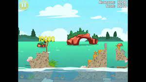 Angry Birds Seasons Piglantis 1-7 Walkthrough 3-Star - YouTube