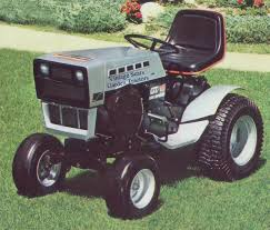 craftsman garden tractors. Brilliant Tractors 1978 GT 18 Throughout Craftsman Garden Tractors D