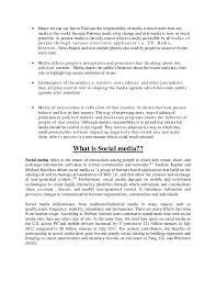 essay on responsibility of media in democracy democracy and the the role of the media in a democratic society nato