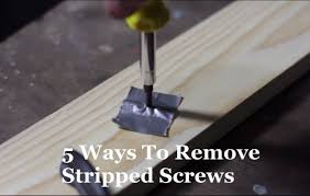 tool to remove stripped screws. 5 ways to remove stripped tool screws r