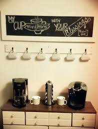 wall cup racks built from recycled pallet wood this coffee mug rack is both beautiful and