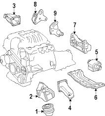 com acirc reg mercedes benz e engine trans mounting oem parts 2005 mercedes benz e320 cdi l6 3 2 liter diesel engine trans mounting
