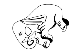 In our example here, this updated solution is way easier and much simpler to understand and read. Elephant Lying Down Svg Cut File By Creative Fabrica Crafts Creative Fabrica