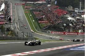 Erst zum vierten mal ist die königsklasse des motorsports in. Traditions Strecke Spa Belgien Bilder Autobild De