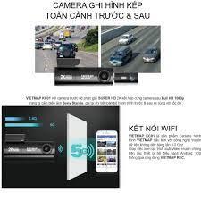 Miễn phí lắp đặt nội thành HCM]Camera hành trình vietmap KC01(CBGT)+ Thẻ  nhớ 128GB