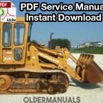 fiat allis m motor grader service manual complete fiat allis fl9 crawler loader service manual