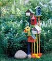 Поделки для сада огорода фото